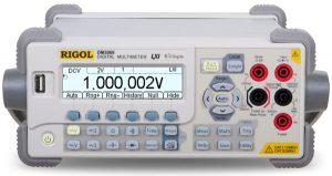 Rigol-DM3068 Multimeter DMMs mit 5½ bzw. 6½ digit Auflösung