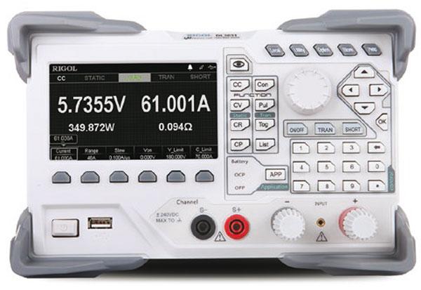 DL3000-Serie elektronische Lasten Rigol