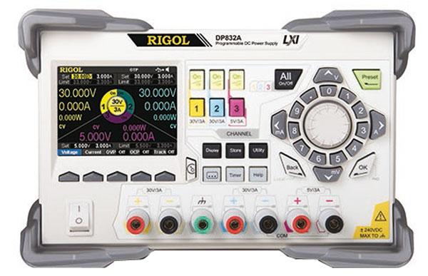 DP800 Netzgeräteserie Rigol